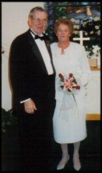 Harry Bosscher & Shirley VanDam