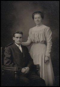 Jacob H. Bosscher & Nellie Lucas